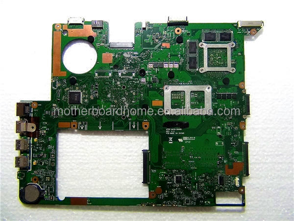 Hot-selling Laptop Motherboard For ASUS N76VZ N76V With GT650M Video Card Fully Tested