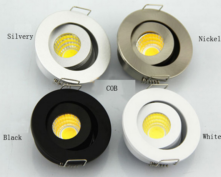 COB light source Kitchen China Portable LED Cabinet 3w cabinet lamp