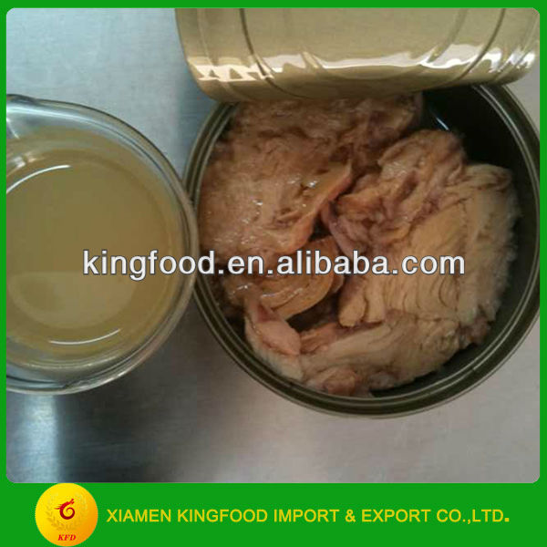Kosher canned tuna
