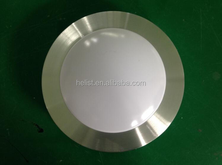 12w ceiling lamp 300mm round recessed led ceiling light