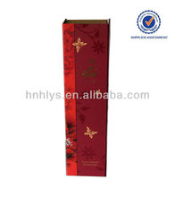 Custom Luxury Flower Paper Gift Box