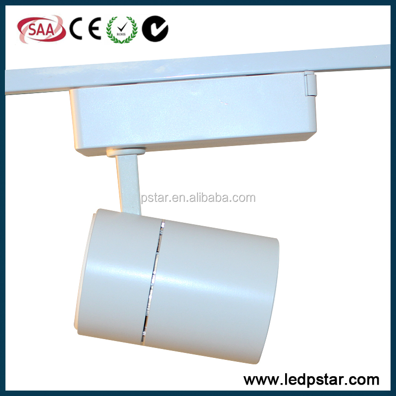 low price 10w20w30wled track light with high cri>90 <strong>u</strong> gr<19