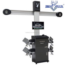 Cheapest used 3D wheel alignment mechanical equipment machine price/balancing/tire changing