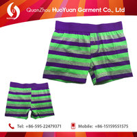 Underwear boxer briefs wholesale boy's slip suit underwear