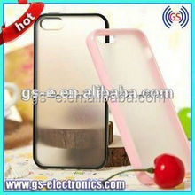 Wholesale Mobile phone Cases For iphone 5 5c 5s Mobile Phone TPU PC Line Case Cover Shell