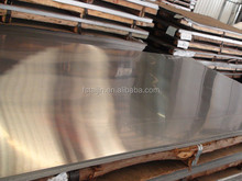 AISI 201 stainless steel sheet 4'X8'