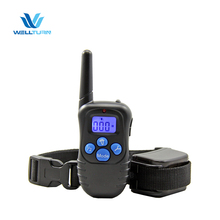 Waterproof Outdoor Remote Training Dog Bark Control Collar, Pet Dogs No Bark Shock E-Collar supplies