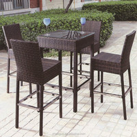 wholesale BAR rattan/wicker outdoor chairs