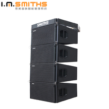 "Dual 10"" V8 crossover inside Best Quality In China Passive Line Array system"