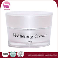 2015 High Quality White Face Herbal Whitening Cream