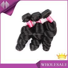 no shed unprocessed wholesale price grade 8a virgin 100% weaving hair extensions human hair remy