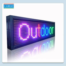 Metal Led walking digital billboards for sale