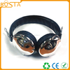 Deep bass fancy wholesale professional fashion low cost conference headsets