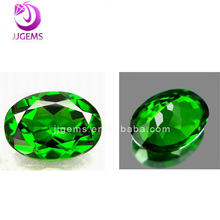 2014 Wholesale Natural Green Chrome Diopside