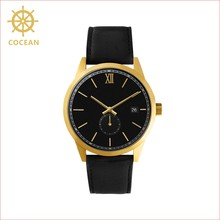 Alibaba Hot sale products Mens quartz wrist Watches for a gift 2017