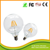 ailbaba china led lamp ShenZhen manufacturer led lighting 4w 6w 8w G125 led filament bulb