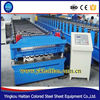 Double Deck Color Steel Sheet Machine for Roofing Tiles