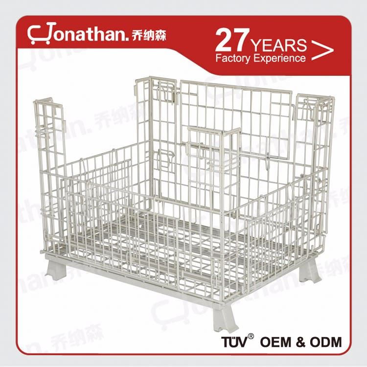 SXL-MDL1 new design wire mesh container in storage equipment