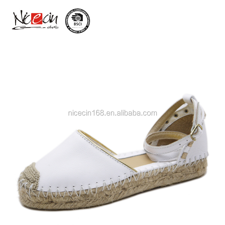 China cheap novelty espadrilles sexy sandals wholesale 2017