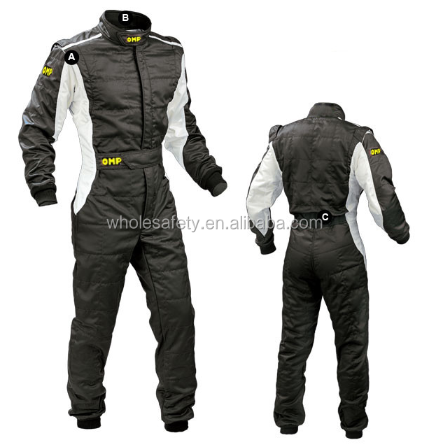 Nomex outdoor Motorcycle racing coverall/racing wear