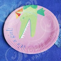 cheap raw materials paper plate