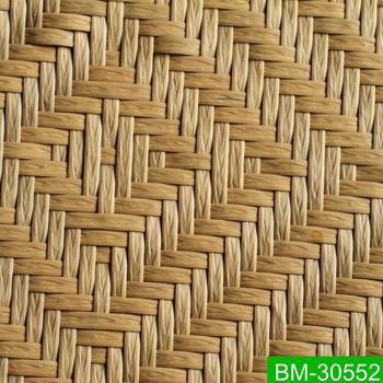 European Style Popular Weaving Pattern Rattan Interior