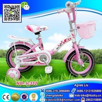 CE Approved spinning bike for kids in china factory