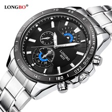 Mens Luxury Watch Stainless Steel Japan Movement Timepieces 3ATM Water Resistant Analog Quartz Watch 8835
