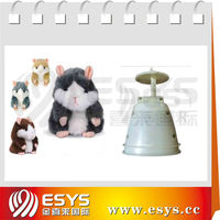 2013 cute electronic speaking repeat hamster toy