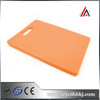 Colorful Plastic Knife Board Fruit Plastic Chopping Board