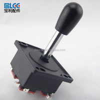 Manufacturer of 12V PC arcade video game joystick popular in alibaba China