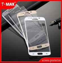 Samsung Galaxy S6 Edge Screen protector ,2.5D round edge tempered glass screen protector