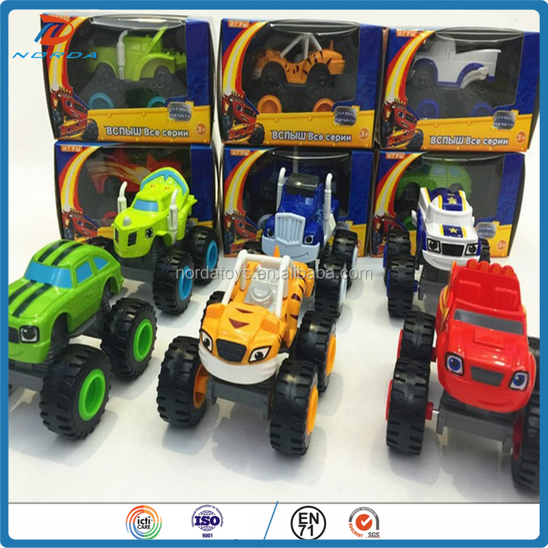 car toy blaze and the monster machines toy