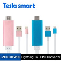 Lightning To AV HDMI HDTV TV USB Cable Adapter 1080P for iPhone 5 5S 6 6S 7 plus