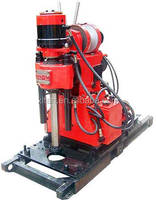 Portable hand operated water drilling rig GXY-1C