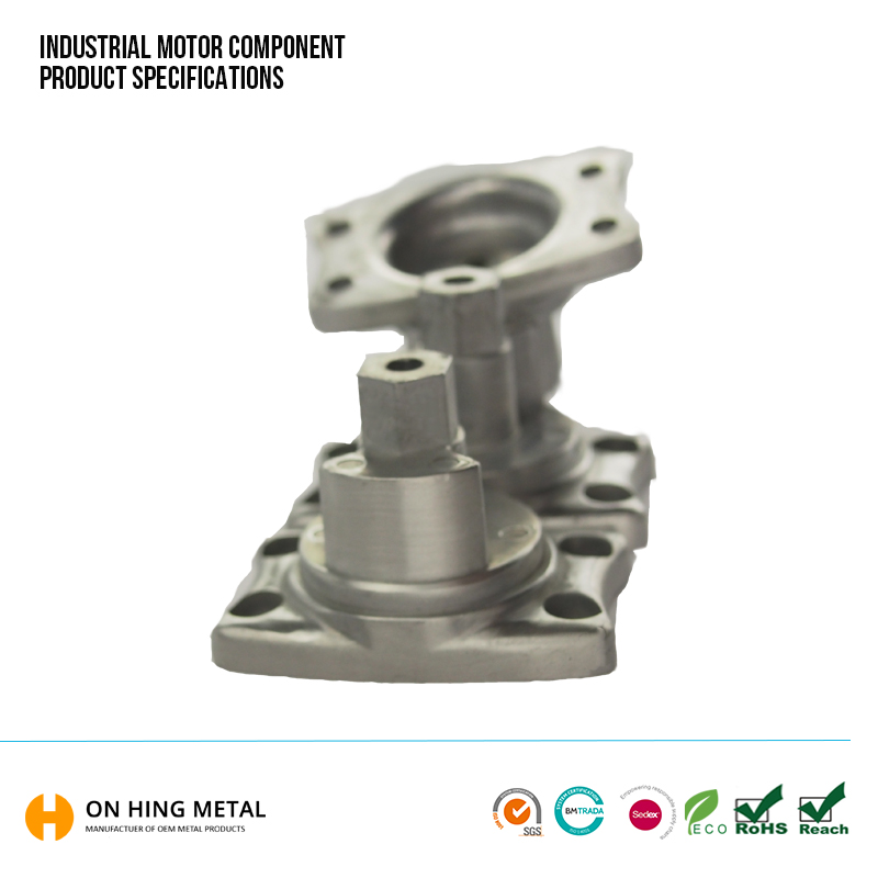 Free sample Aluminum die casting auto spare parts car