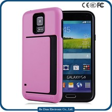 High quality low price cell phone cover case for Samsung S5