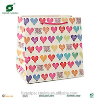 PACKAGING BAGS PAPER CUSTOMIZED SIZE AND STYLE FP073815