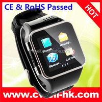 CONO S2 Capacitive Cheap Touch Screen Watch Mobile Phone with Smartphone Synchronization Function low cost