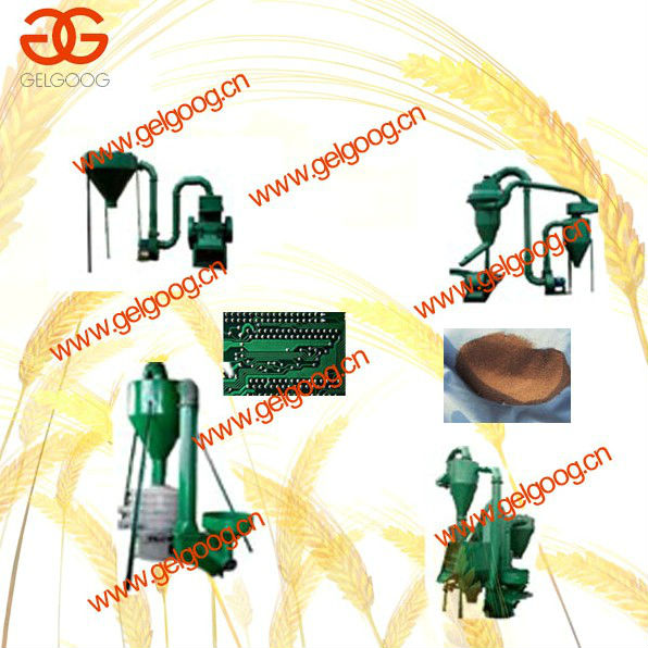 Recycling Equipment of Circuit Board| Recycling machine