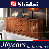 chinese antique sideboard / shiny sideboard / modern sideboard buffet N6332