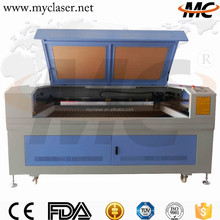 Co2 cnc auto-feeding 1610 wool felt laser cutting machine for sale MC1610