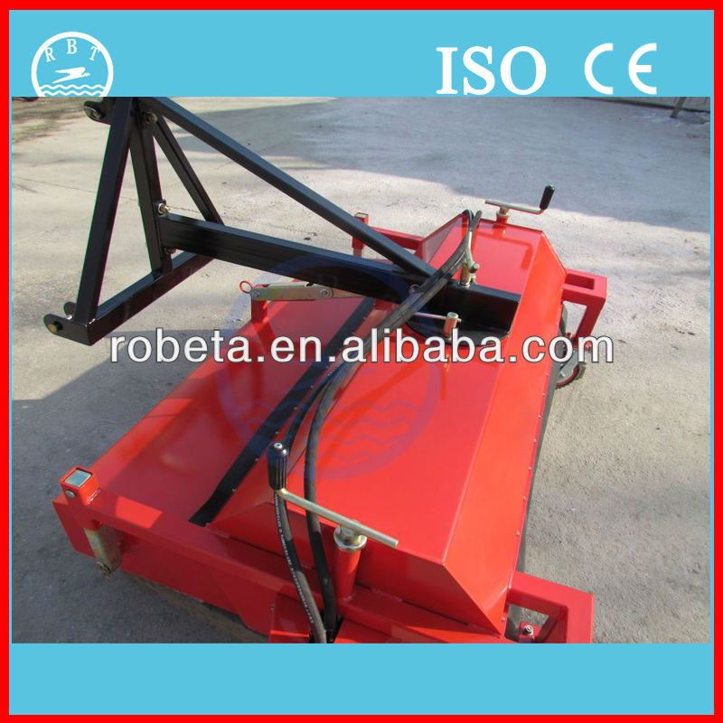 China factory high quality hot sale price tractor 3 point hitch snow sweeper