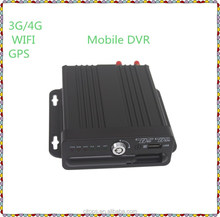 sd card mdvr 3G GPS mobile digital video recorder 4 channel