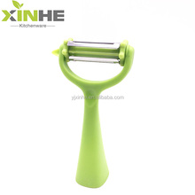 new design 3 in 1 Multi-functional standing automatic potato peeler vegetable fruit peeler