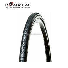 China manufacturer top factory brand ROADZEAL / NJK city urban road bicycle tyre 28x1 1/2