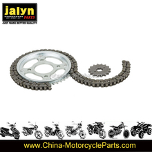 Motorcycle Sprocket and Chain for TITAN 150