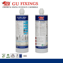 High strength grouting concrete injection 2 part epoxy adhesive glue