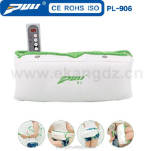 Infrared heating belly fat reducing belt machine, fat belly vibrators