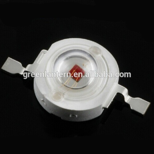 High power led high lumen 1w bridgelux 45 mil led chip